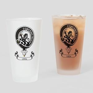 Badge-Little [Dumfries] Drinking Glass